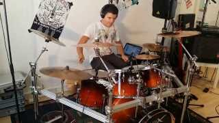 Brian Adams - Summer of 69 [Drum Cover By Fabian Hug]