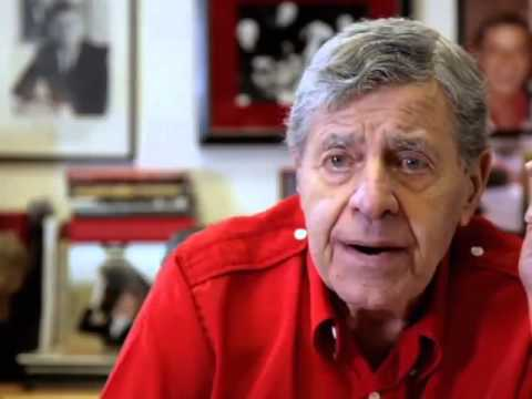 Jerry Lewis on Carol Burnett