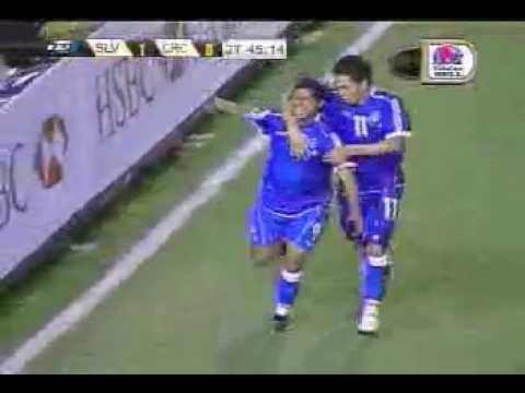 El salvador vs Costa Rica 1-0  en 3D-3D-3D(no Nos ganan en el Cuzcatlan) 9-9-09