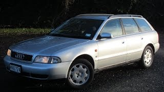 1998 Audi A4 Wagon $1 RESERVE!!! $Cash4Cars$Cash4Cars$ ** SOLD **