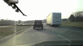 4 amazing dash cam crashes / accidents 2012