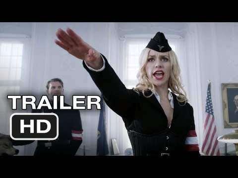 Iron Sky Official Trailer #2 - Nazi's on the Moon Movie (2012) HD streaming vf