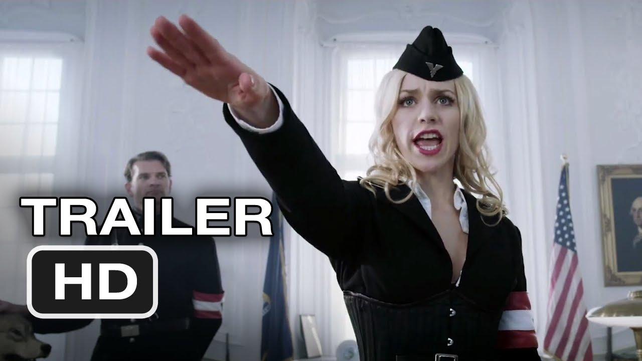 iron sky official trailer 2 nazis on the moon movie
