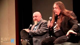 Matt Dillahunty and AronRa - Lecture and Q&A - Perth WA