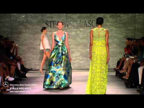 STELLA NOLASCO: MERCEDES-BENZ FASHION WEEK S/S15 COLLECTIONS