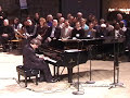 """Philip Glass performs """"Mad Rush"""""""