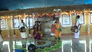 Karakattam best tamil folk dance