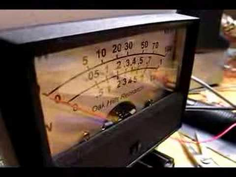 Oak Hills Research WM-2 QRP Wattmeter