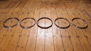Snare Drum Hoops Comparison - Drummer's Review