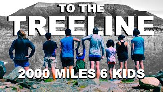 OUR FAMILY HIKES the APPALACHIAN TRAIL [Full Documentary]