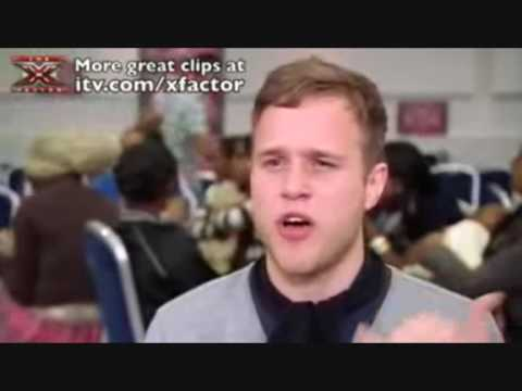 X Factor 2009 Olly Murs Season 6 Audition 4 video