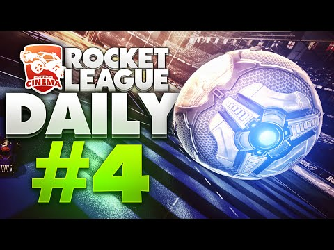 Rocket League Daily - Episode 4