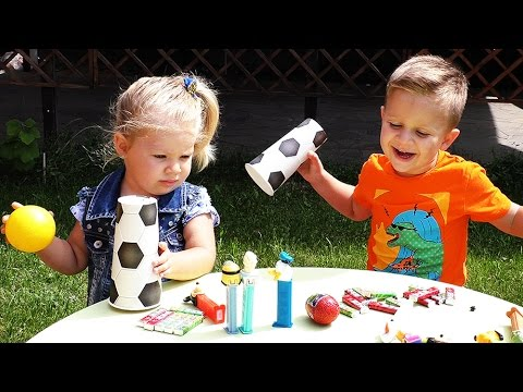 То что осталось ЗА КАДРОМ Рома и Диана КиноЛяпы  #5 Видео для ДЕТЕЙ Смешные ДЕТИ за кадром