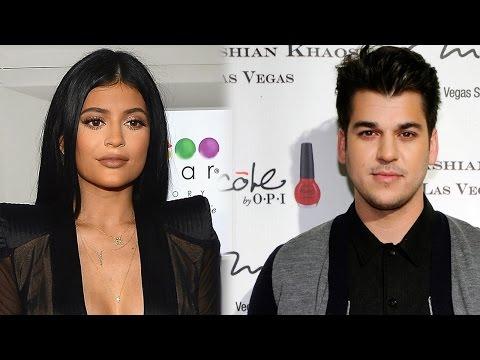 Kylie Jenner SLAMS Rob Kardashian on Instagram & Rob Hints At Blac Chyna Pregnancy?!