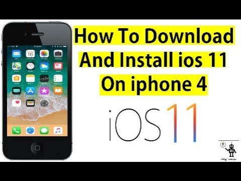 iphone 4 ios 11 Beta 2017 - How To Get ios 11 Beta On iphone 4 - Solving Techniques