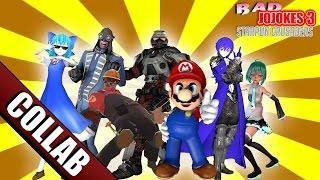 [SFM Jojo] Bad Jojokes Collab 3: Starpun Crusaders