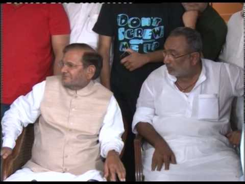 Bihar Has Seen Many Revolutions - Sharad Yadav