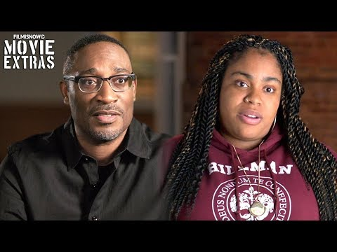 "THE HATE U GIVE | On-set Visit With George Tillman Jr. ""Director"" & Angie Thomas ""Author"""