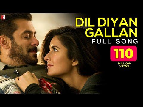 Download Lagu  Dil Diyan Gallan - Full Song | Tiger Zinda Hai | Salman Khan | Katrina Kaif | Atif Aslam Mp3 Free