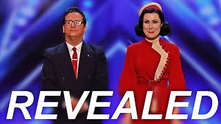 The Sentimentalists: AGT Audition Magic Trick REVEALED