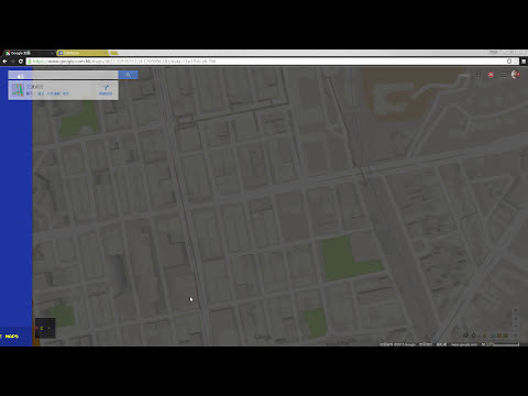 『 Google Maps - 食鬼 』用真實地圖玩食鬼你試過未~?