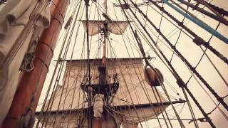 Lady Washington and Hawaiian Chieftain, sailing on amazing tall ships