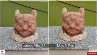 [Hindi - हिन्दी] Lenovo Vibe p1 vs Moto X Play Massive Comparison Review