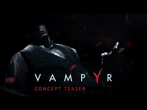 Vampyr - Trailer #1