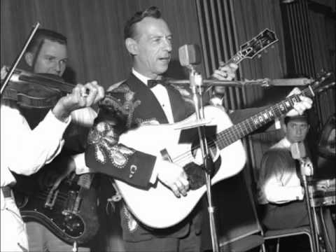 Hank Snow - I Threw Away The Rose