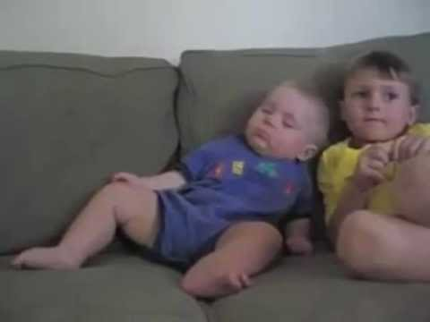 Funny Baby Video 2013
