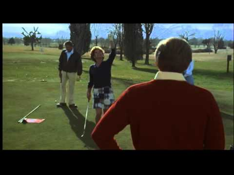 Ordinary People (1980) Golf Argument