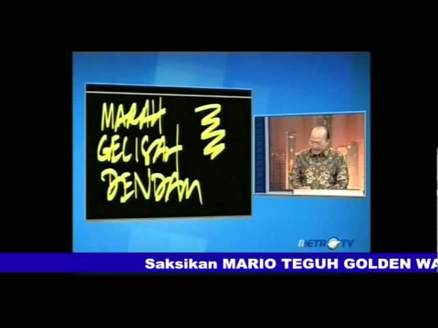 (1/5) LOGIKA IKHLAS - Mario Teguh Golden Ways