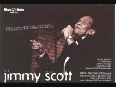 Little Jimmy Scott--Someone To Watch Over Me