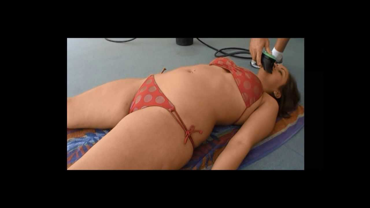 Katie Belly Inflation - YouTube