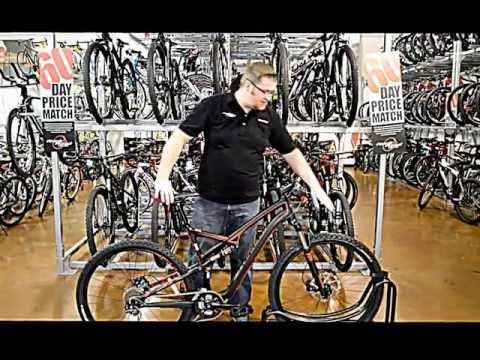 Ken's 60 Second Bike Review: 2013 Specialized Camber 29