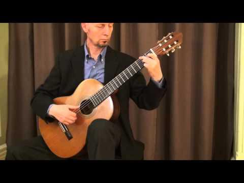 Heitor Villa Lobos - Preludio No 4
