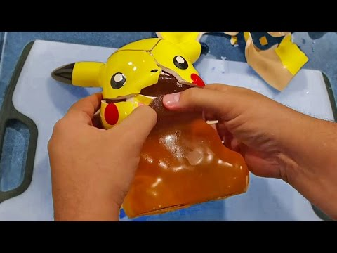 Pokemon Pikachu Secret Revealed!!