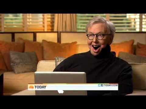 """Roger Ebert on """"Today"""" - 09-14-11 (full clip)"""