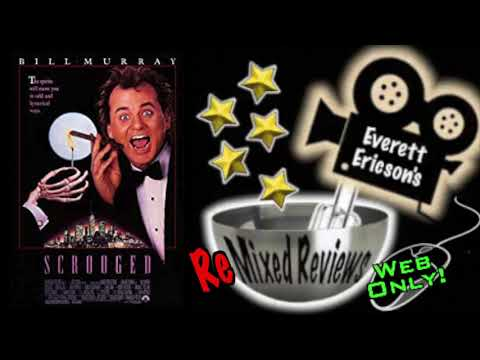 Mixed Review - Scrooged (Richard Donner)