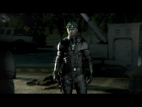 Tom Clancy's Splinter Cell: Blacklist - Co-Op Trailer