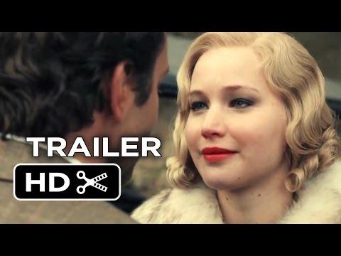 Serena Official Us Release Trailer (2015) - Jennifer Lawrence, Bradley Cooper Drama Hd video