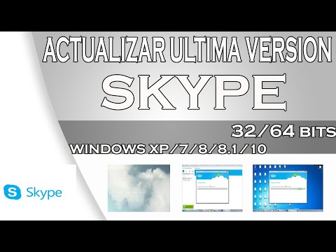 actualizar skype a la ultima version