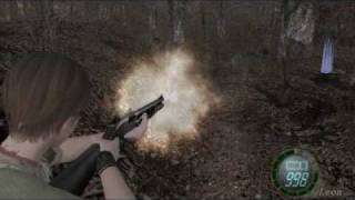 Resident Evil 4 Rebecca mod and more
