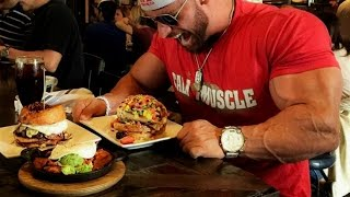 BODYBUILDING MOTIVATION - EAT BIG TO GET BIG !
