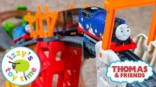 Thomas and Friends | Trackmaster Avalanche Escape Playset Pretend Play | Toy Trains for Kids