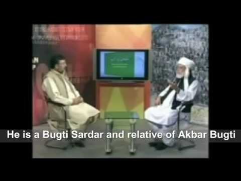 Baluchistan: Mir Ahmadan Bugti, Zaid Hamid Expose Truth; Blast Lies
