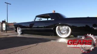 1956 Continental MarkII  built by Sicchops / Custom of the Year / Gears Wheels and Motors