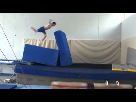 Saltos - Aprendiendo Parkour