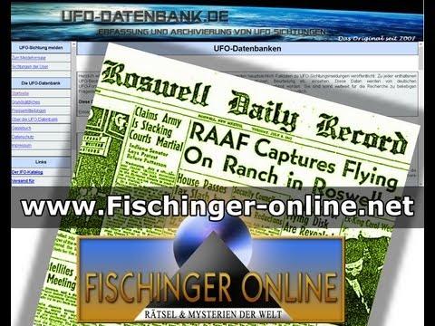 Ufos over germany 150 000 datensätze in der deutschen ufo datenbank
