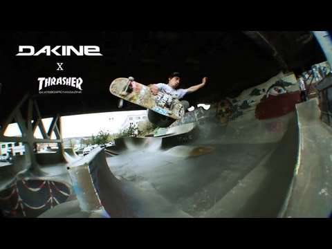 Dakine/ Thrasher bag collaboration video